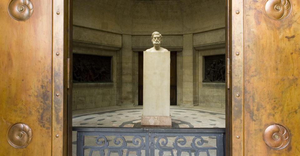Ernst-Abbe-Denkmal, Jena