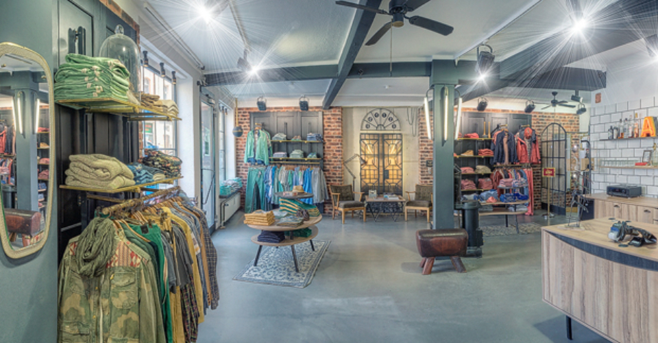 Agent Cooper, Concept Store, Jena, Mode, Shopping