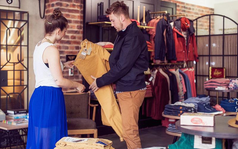 Agent Cooper Jena, Shopping, Herrenmode, Männermode