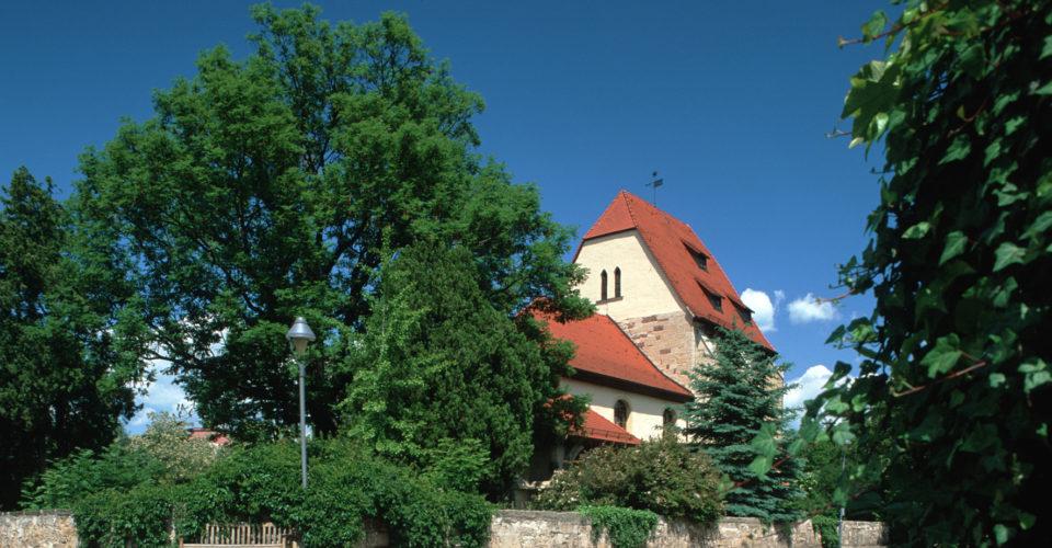 Schillerkirche Jena, Kirche, Friedrich Schiller