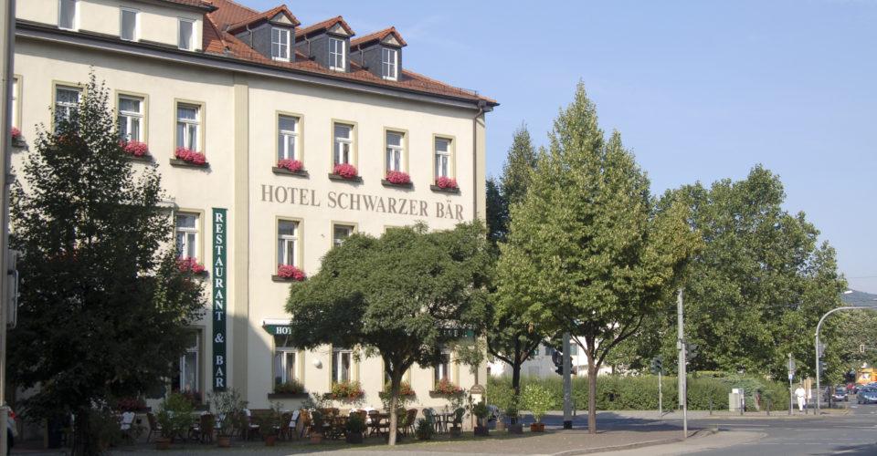 Gasthof, Schwarzer Bär, Jena