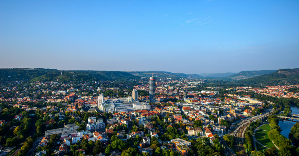 Stadtführung Jena