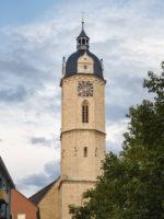 Stadtkirche St. Michael Jena, Kirche, Turm