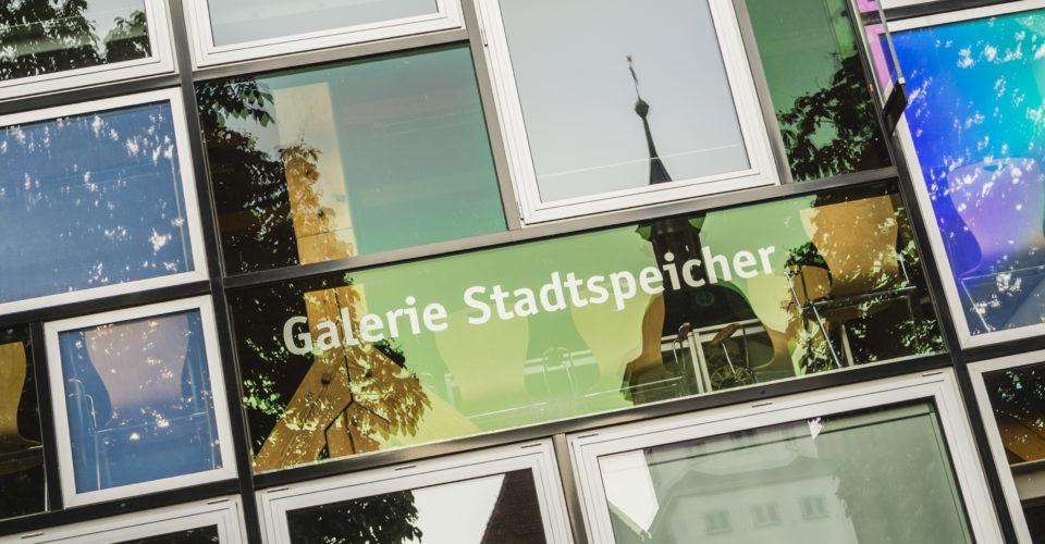 Stadtspeicher Jena , Markt, Hologrammfassade