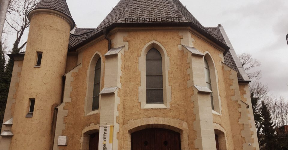 Johanneskirche Jena, St. Johannes Baptist, Pfarrkirche