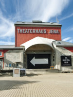 Theaterhaus Jena, Theater, Theatervorplatz