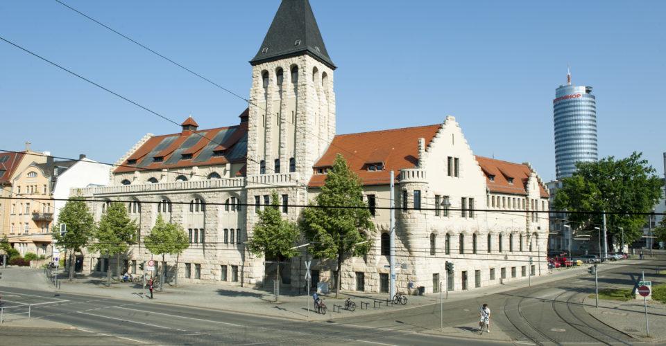 Volksbad Jena, Veranstaltungsort, JenaKultur