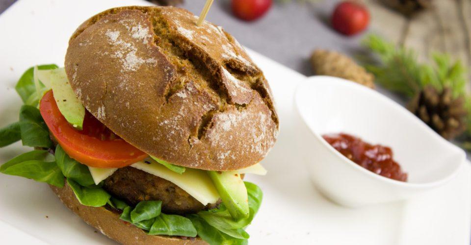 Burger Green Jena Burger vegetarisch Essen
