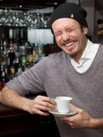Danny Müller, Barkeeper Weintanne Jena