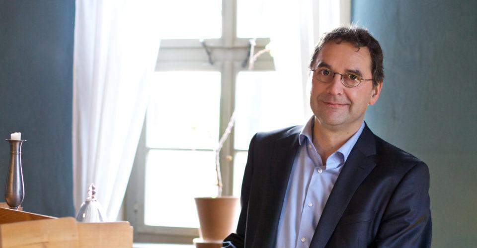 Dr. Helmut Hühn | Jena | Leiter Schillers Gartenhaus