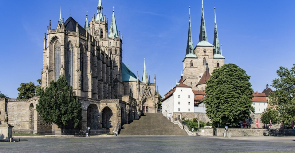 Erfurt-Dom-Domplatz_Stadt Erfurt