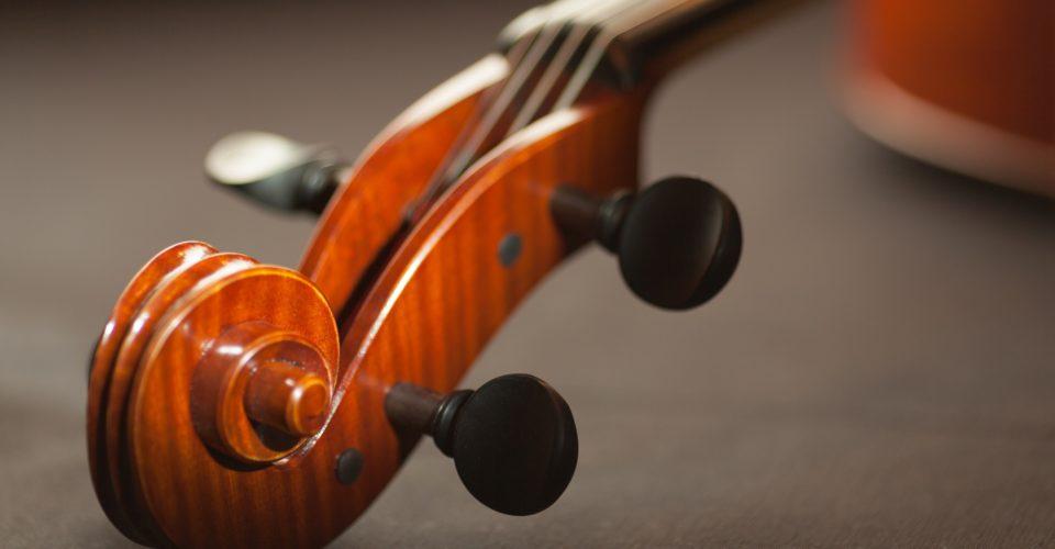Geige, Instrument