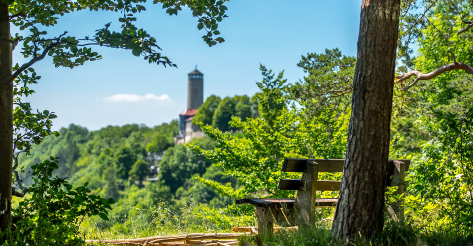 Jena, SaaleHorizontale, Fuchsturm