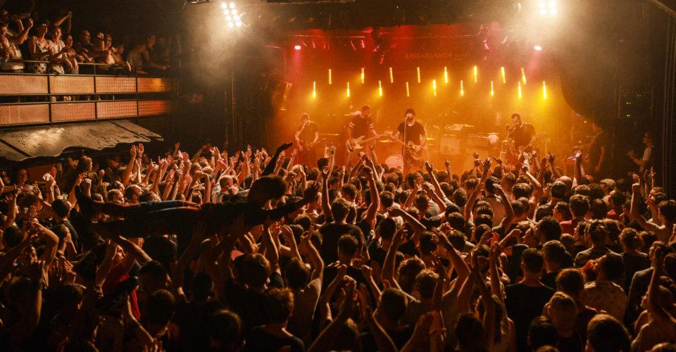 Kassablanca Jena, Feiern in Jena, Konzerte