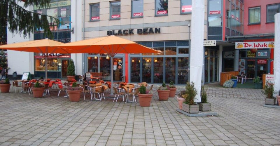 Jena, Black Bean, Holzmarkt