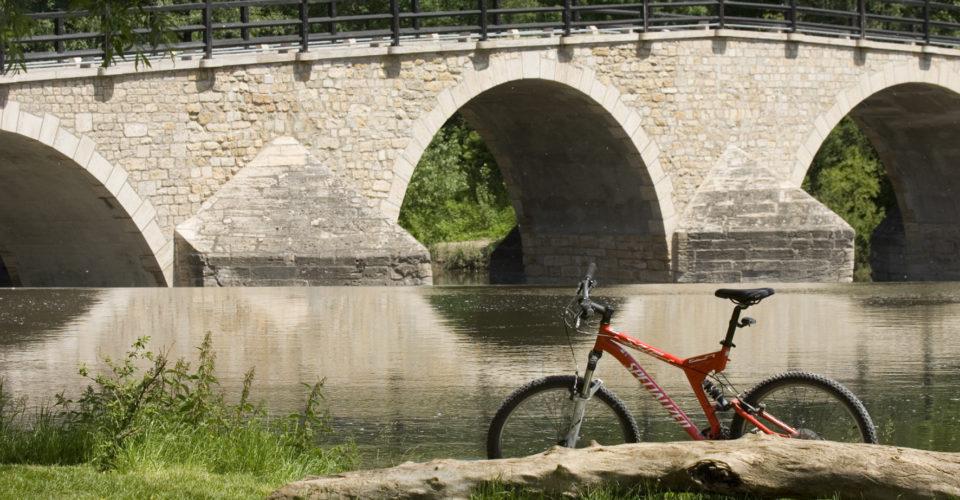 Burgauer Brücke, Jena