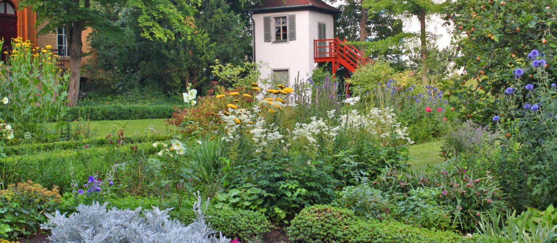 Jena, Gartenzinne, Schillers Gartenhaus, Schiller