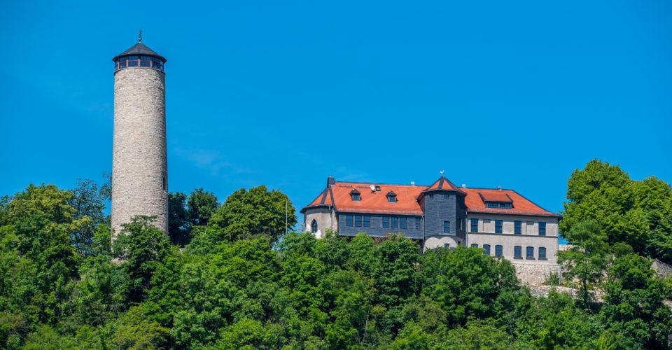 Sieben Wunder von Jena, Fuchsturm
