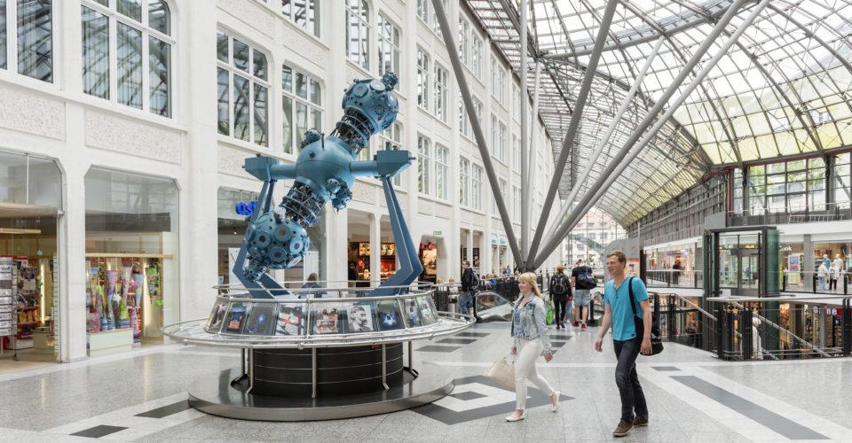Goethe Galerie Jena, Shopping, Einkaufspassage