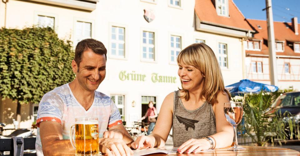 Jena, GrüneTanne