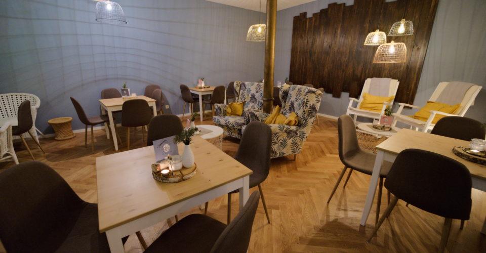 Kabuff Jena, Cafe