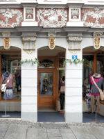 Geschäft Lebeschön, Jena, Außenansicht
