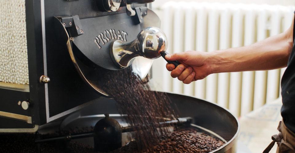 Markt 11, Kaffeerösterei Jena, Kaffee