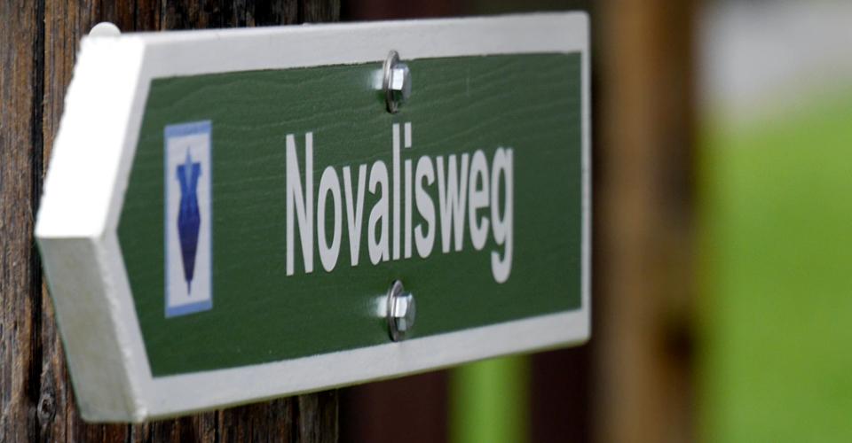 Novalisweg Jena, Wandern in Jena, Wanderwege