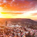 Sonnenaufgang Jena, Aussichtspunkte