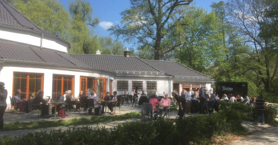Jena, Paradiescafé