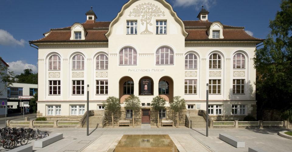 Phyletisches Museum, Abstammungslehre, Ernst Haeckel