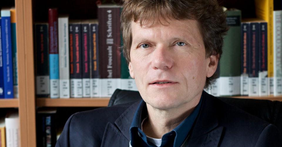 Prof. Dr. Hartmut Rosa, Soziologe und Buchautor