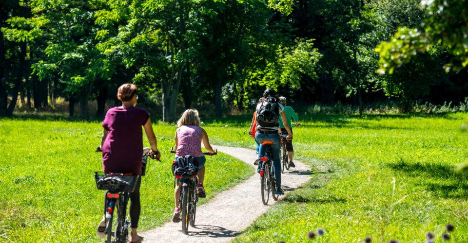 Jena, Thüringen, Radtouren