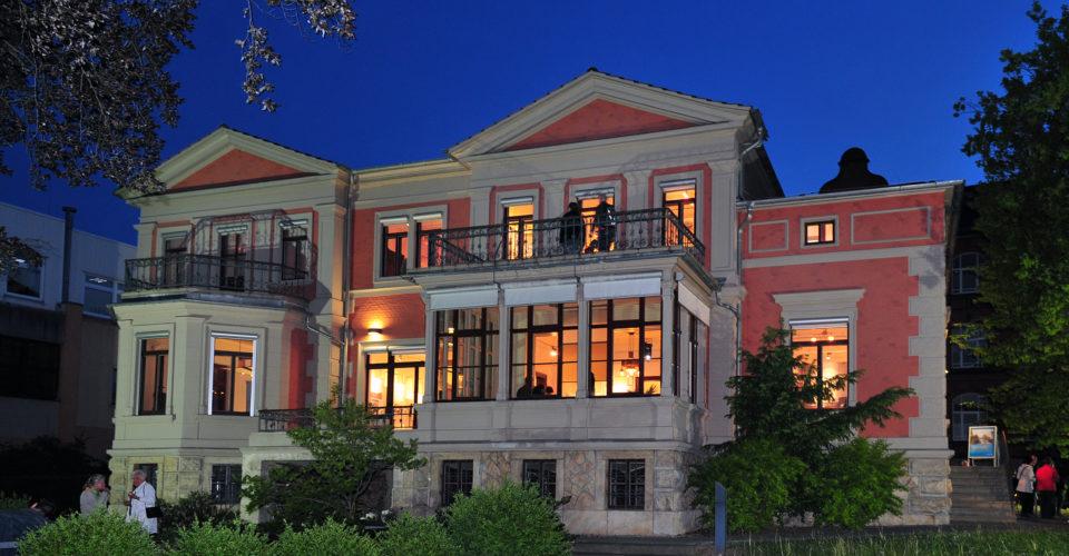 SCHOTT Villa, Otto Schott