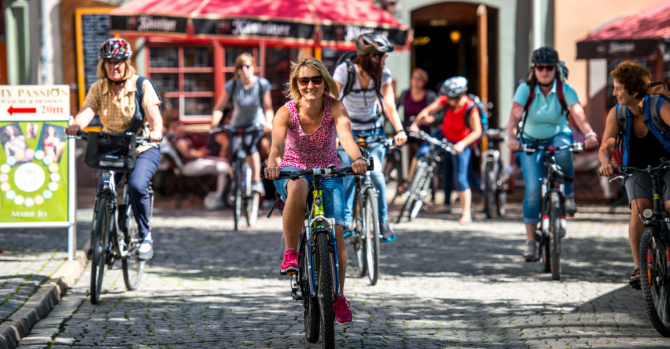 Jena, Thüringen, Fahrrad, Radtouren, Entdeckungstour durch Jena per Rad