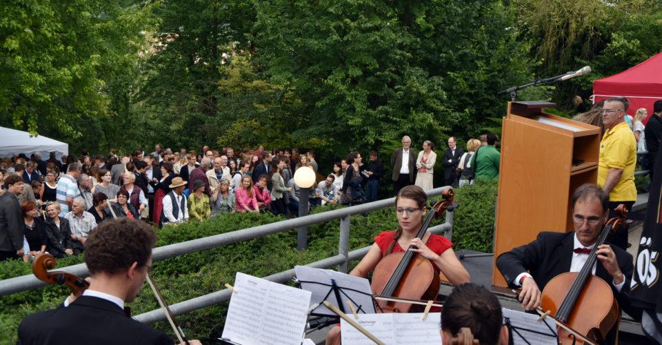 Universitätssommerfest, Sommerfest der Universität Jena