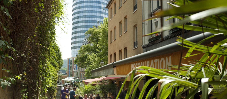 Wagnergasse Jena | JenTower