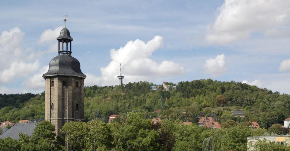 Johannisfriedhof Jena Landgrafen