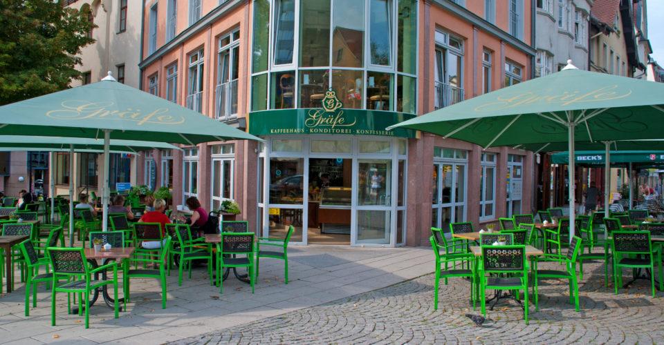 Jena, Kaffeehaus Gräfe