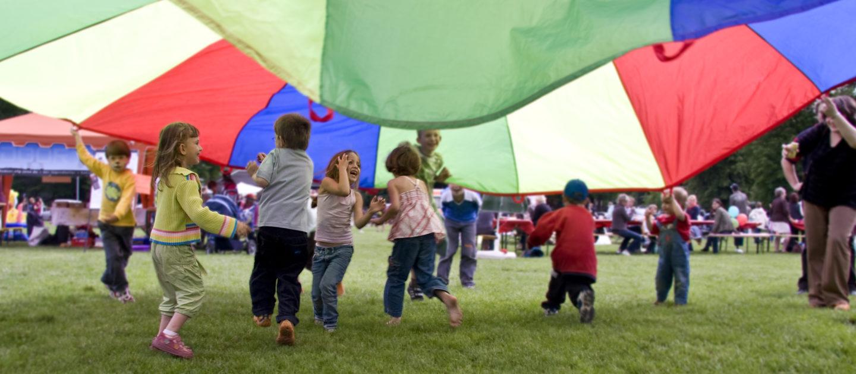 Kinder und Familienfest 2010, Jena, Rasenmühleninsel