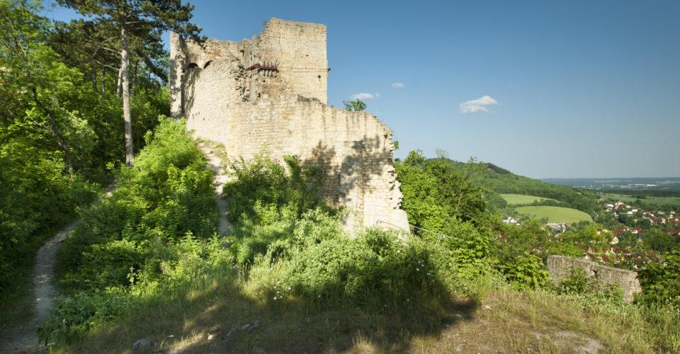 Jena, SaaleHorizontale, Lobdeburg
