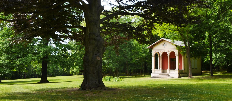 Jena, SaaleHorizontale, Goethepark, Drackendorf