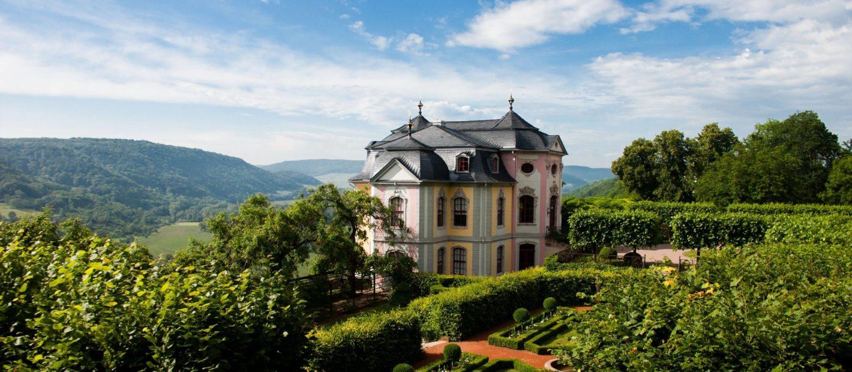 SaaleHorizontale, Dornburger Schlösser, Renaissanceschloss