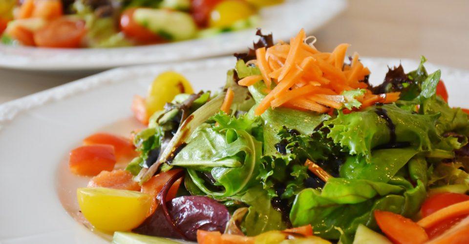 Jena Salat Vegetarisch Vegan Speisen