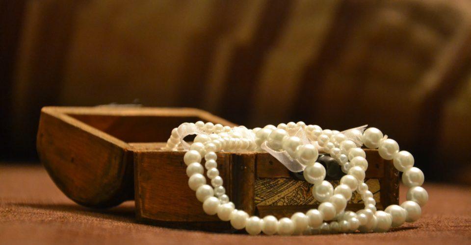 Jena Perlenkette Schmuckgeschäft
