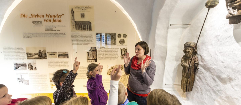 Stadtführung, Kinder, Stadtmuseum