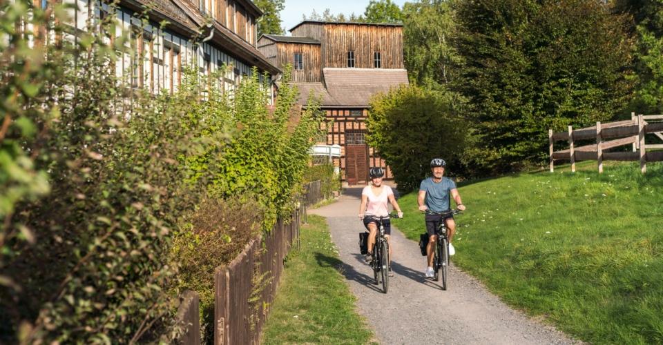Radfahrer_Staedtekette-Hammermuehle-Stadtroda-1_web