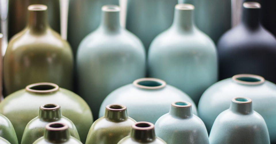 Jena Vasen Dekoration Inneneinrichtung