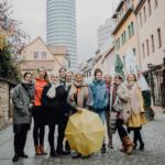 Die Wagnerinnen, Jena, Wagnergasse