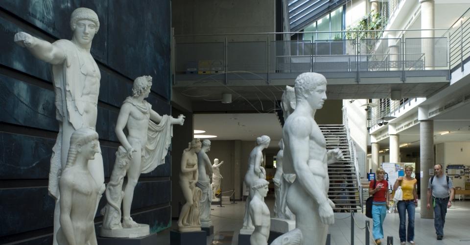 Foyer Campus Ernst-Abbe-Platz, Jena